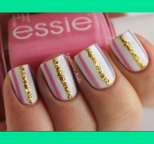 Essie Nail Designs Lisa Ls Photo Beautylish