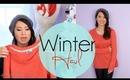 Winter Haul  Printed Scarves, Basic Sweaters ZARA TARGET PACSUN