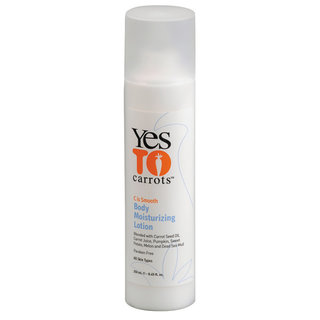 Yes to Carrots Body Moisturizing Lotion