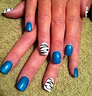 Did this set on my aunt<3