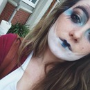 """District Four """"Fishing""""; Hunger Games Inspired Makeup (Part 1)"""