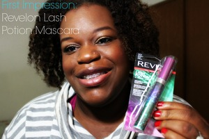My first impression on the Revlon Lash Potion Mascara. Did i LOVE it or TOSS it?! Find out when it goes live August 8th ! :)