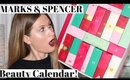 MARKS AND SPENCER BEAUTY ADVENT CALENDAR 2018 CONTENTS!