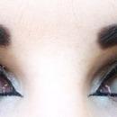Arabic Smoky Eye