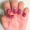 Ombré Wild Nails