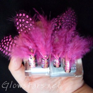 To find out more about how this look was achieved please visit http://glowstars.net/lacquer-obsession/2012/09/carnival