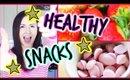 ♥ Yummy Healthy Snack Ideas ♥
