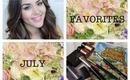 July Favorites 2013