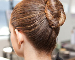 Sophie Théallet Hair, New York Fashion Week S/S 2012
