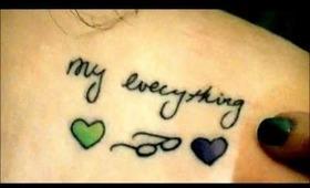 Tattoo Tag Video!