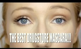 THE BEST DRUGSTORE MASCARA + GIVEAWAY!!!