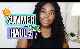 Summer Haul! | Victoria's Secret, B&BW, Ulta | Jessica Chanell