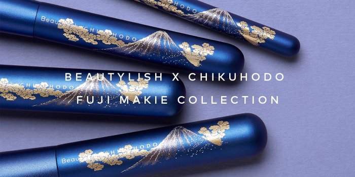 Shop Beautylish x Chikuhodo Fuji Makie Collection on Beautylish.com