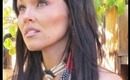 Disney's Pocahontas look
