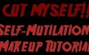 CUTTING or Self-Mutilation Makeup FX Tutorial