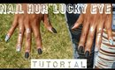 Nail Hur Lucky Eye Tutorial