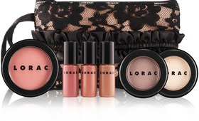 "Lorac's New ""Naked Lace"" Fall 2011 Collection"