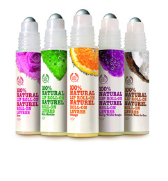 The Body Shop Launches Natural Lip Oil Treatment