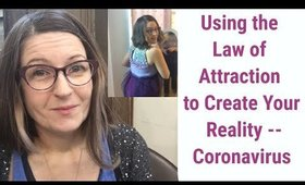 Tutu Top to Join Me In Using Law of Attraction to Create Your Reality During Coronavirus Pandemic