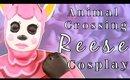 Animal Crossing: Reese Body Paint Cosplay Tutorial... Yeah... (NoBlandMakeup)