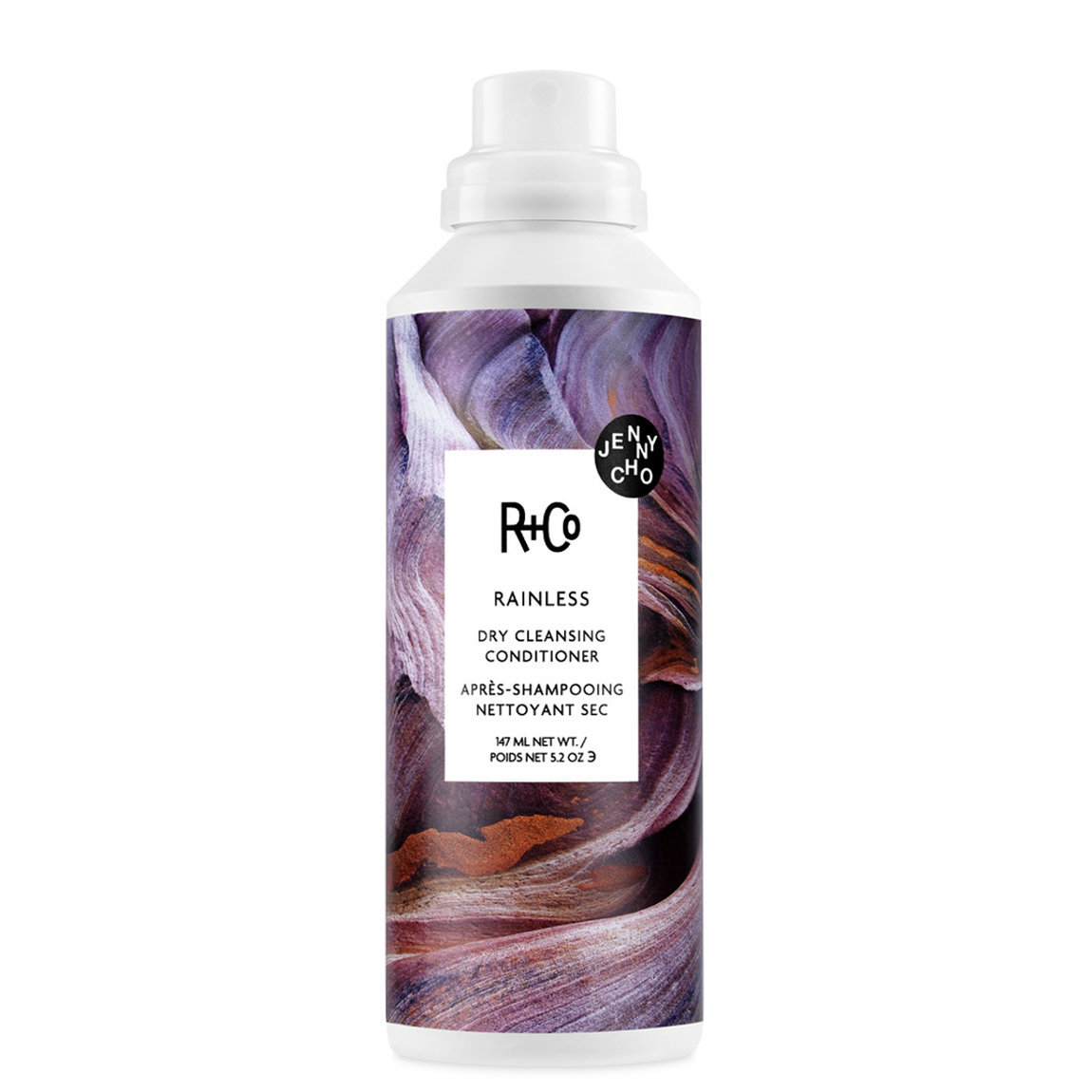 R+Co Rainless Dry Cleansing Conditioner alternative view 1 - product swatch.