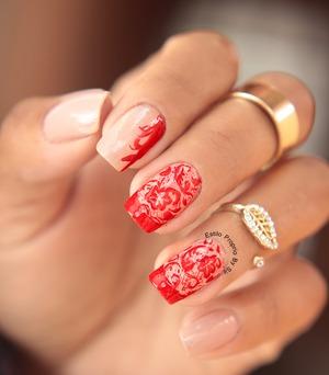 http://www.estilopropriobysir.com/2014/10/nail-dress-esmalte-vult.html https://www.facebook.com/EstiloProprioBySir http://instagram.com/sicaramos