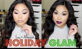 Easy + Affordable Holiday Glam | Physician's Formula