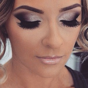 I absolutely love this look. I haven't done it yet but I'm working on it. ABSOLUTELY GORGEOUS!!!!
