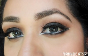 List of products listen on our blog  http://formidableartistry.blogspot.com/2013/06/haifa-wehbe-makeup-tutorial.html