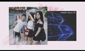 FAMILY DAY IN SAIGON / vietnam vlog nr. 02