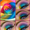 Rainbow.