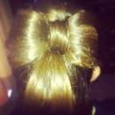my first hair bow