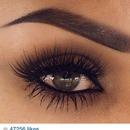 Amazing eye make up