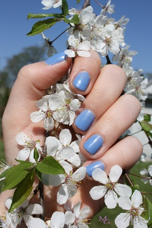 "Essie ""Lapis of luxury"""