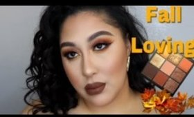 Fall Loving in Yellow tones💛 Topaz Obsessions makeup tutorial💛