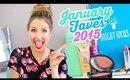 JANUARY FAVORITES 2015 || Makeup, Candles, Music, Tea & MORE