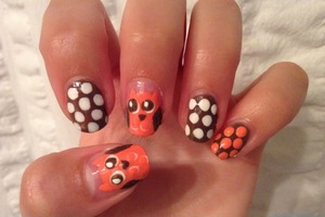 Re-creation of one of cutepolishes designs!