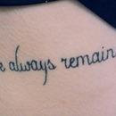 love always remains