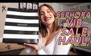 SEPHORA VIB SALE HAUL! | Jamie Paige