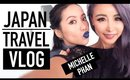 Japan Travel Vlog ♥ Meeting Michelle Phan ♥ Beauty Bound Asia ♥ Wengie