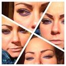 velvet violet & blu liner