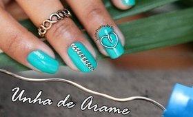 WIRE NAIL /UNHA DE ARAME