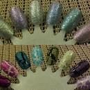 China Glaze Prismatics Collection & China Glaze Glitter Crackle