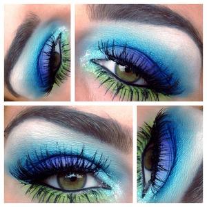 Follow me on Instagram @makeupmonsterkiki !!!!