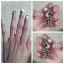 just having fun with nail art