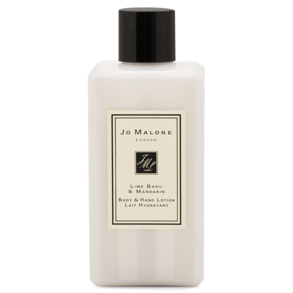 Jo Malone London Lime Basil & Mandarin Body & Hand Lotion 100 ml alternative view 1 - product swatch.