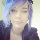Manic Panic - After Midnight Blue + Atomic Turquoise