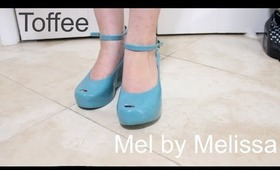 Mel by Melissa Mel Toffee Apple Shoe Review