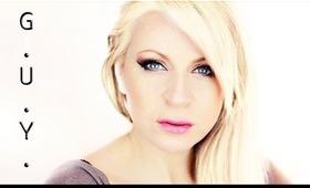 Lady Gaga G.U.Y. - An ARTPOP Film - makeup tutorial I Petra Kozina