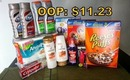 CVS Haul with Coupons 8/4/2013
